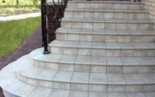 Отделка плиткой бетонной лестницы: как сделать правильно, красиво и безопасно