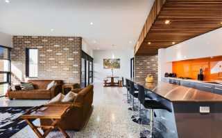 Клинкерная плитка для внутренней отделки стен (62 фото): эффектно, долговечно, доступно