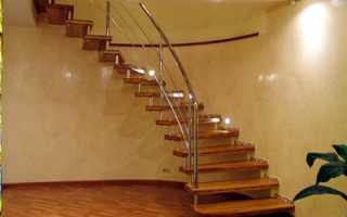 Полувинтовая лестница – оптимальное решение с большими преимуществами: описание и цены