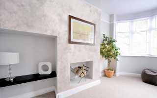 Декоративная краска для стен с эффектом шелка: особенности нанесения и варианты окрашивания