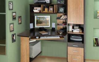 Компьютерный стол; 80 лучших фото идей в интерьере