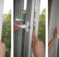 Что делать, если не закрывается пластиковое окно со стеклопакетом