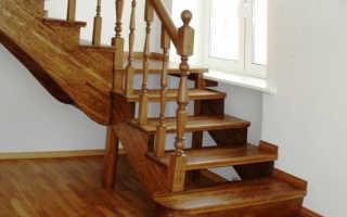 Лестница из бука плюсы и минусы