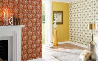 Правила комбинирования обоев в интерьере дома (37 фото)