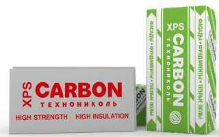 Карбон (carbon) утеплитель: характеристики
