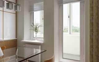 Установка балконной двери и все тонкости этого процесса