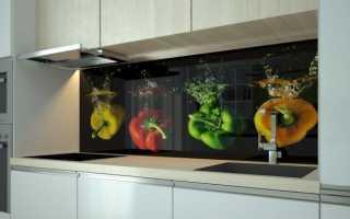 Виды различных фартуков для кухни: полный гид