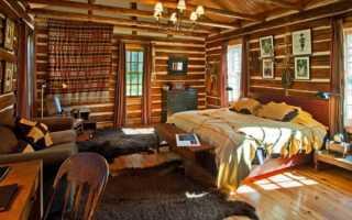 Дизайн деревенского дома – идеи оформления