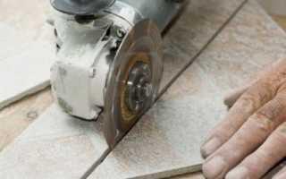 Как правильно резать керамическую плитку: 4 способа